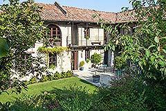 Luxuriöses Steinhaus zum Verkauf im Piemont. - Tranquil location