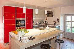 Luxuriöses Steinhaus zum Verkauf im Piemont. - Kitchen area