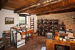 Luxuriöses Steinhaus zum Verkauf im Piemont. - Office area