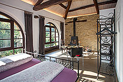 Luxury Stone Property for sale in Piemonte. - Bedroom