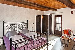Luxuriöses Steinhaus zum Verkauf im Piemont. - Bedroom