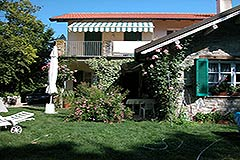 Villa in vendita in Piemonte - Front garden area