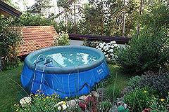 Italian Villa for sale in Piemonte Italy - Pool