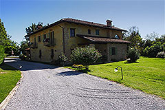 Luxury House for sale in Piemonte - Prestigious Country Estate in stunning location with Countryside and Mountain Views