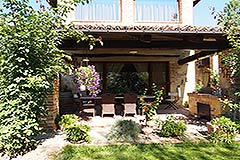 Luxury House for sale in Piemonte - Terrace