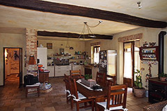 Luxury House for sale in Piemonte - Dining area