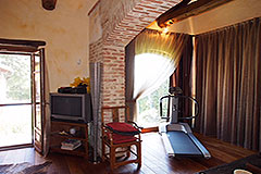 Luxury House for sale in Piemonte - Exposed brick is a feature