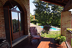 Luxury House for sale in Piemonte - Balcony