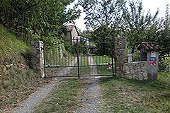 Country Home for sale in Piemonte - Entrance