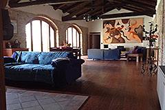 Cascina in vendita in Piemonte - Living area