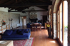 Cascina in vendita in Piemonte - Living area