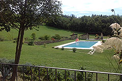 Country Home for sale in Piemonte - Pool area