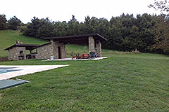 Cascina in vendita in Piemonte - Outside living area