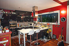 Apartment for sale in The  Langhe Hills - Kitchen area