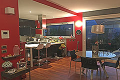 Apartment for sale in The  Langhe Hills - Dining area
