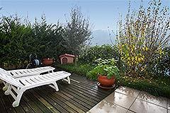 Appartamento in vendita nelle colline di Langa - Main balcony
