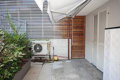 Appartamento in vendita nelle colline di Langa - Rear balcony