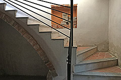 Village House for sale in Piemonte - Stairs