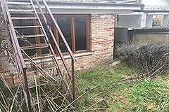 Village House for sale in Piemonte - Garden area