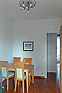 Apartment for sale in Piemonte Italy - Dining area
