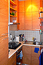 Apartment for sale in Piemonte Italy - Kitchen