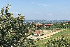 Immobilie zum Verkauf in der Region Langhe im Piemont - Views
