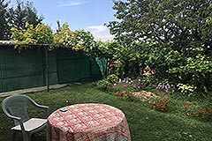 Property for sale in the Langhe region of Piemonte - Garden area