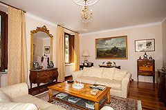 Country Estate for sale in Piemonte - Villa living area