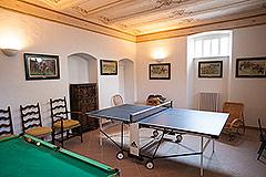 Country Estate for sale in Piemonte - Villa games room
