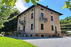 Prestigious Liberty Villa within ifs own private estate - Luxury Liberty Villa in the Langhe close to Alba with its own Dolcetto d'Alba Vineyard