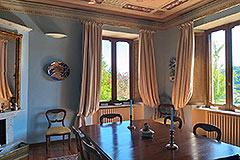 Lussuosa casa in vendita in Piemonte - Dining area