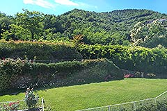 Lussuosa casa in vendita in Piemonte - Garden area
