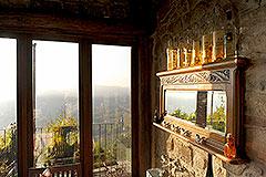 Country Estate for sale in Piemonte Italy - Rustic interior