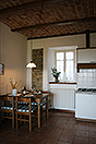 Country Estate with Vineyard and Swimming Pool - Rustic kitchen