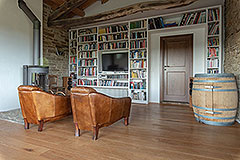 Luxury Property for sale in Piemonte Italy - Living area
