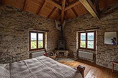 Luxury Property for sale in Piemonte Italy - Bedroom