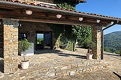 Luxury Property for sale in Piemonte Italy - Terrace