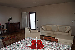 A former school converted into 3 apartments for sale in Piemonte - Apartment 1
