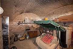 Storico mulino che risale al XVII secolo in vendita in Piemonte - Vaulted ceilings