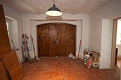 Country House for sale in the Langhe region of Piemonte - Garage