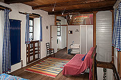 Langhe Stone House for sale in Piemonte. - First floor living area