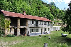 Italian Country house for sale in Piemonte. - Front View