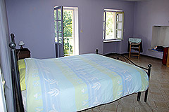 Italian Country house for sale in Piemonte. - Bedroom