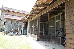 Organic Farm for sale Piemonte - Barns storage