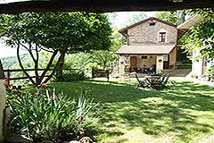 Organic Farm for sale Piemonte - Panoramic position