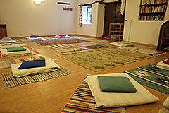 Organic Farm for sale Piemonte - Yoga studio