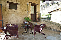 Organic Farm for sale Piemonte - Terrace