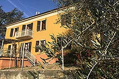 Village  house for sale in Piemonte - Character Village House with commanding Vineyard and Mountain Views.