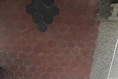 Dorfhaus zum Verkauf im Piemont - Original tiles
