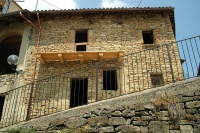 Part restored stone properties for sale in Piemonte. - Cheap property in Italy
